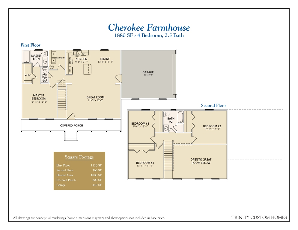 Trinity custom homes floor plans best free home for Trinity homes floor plans