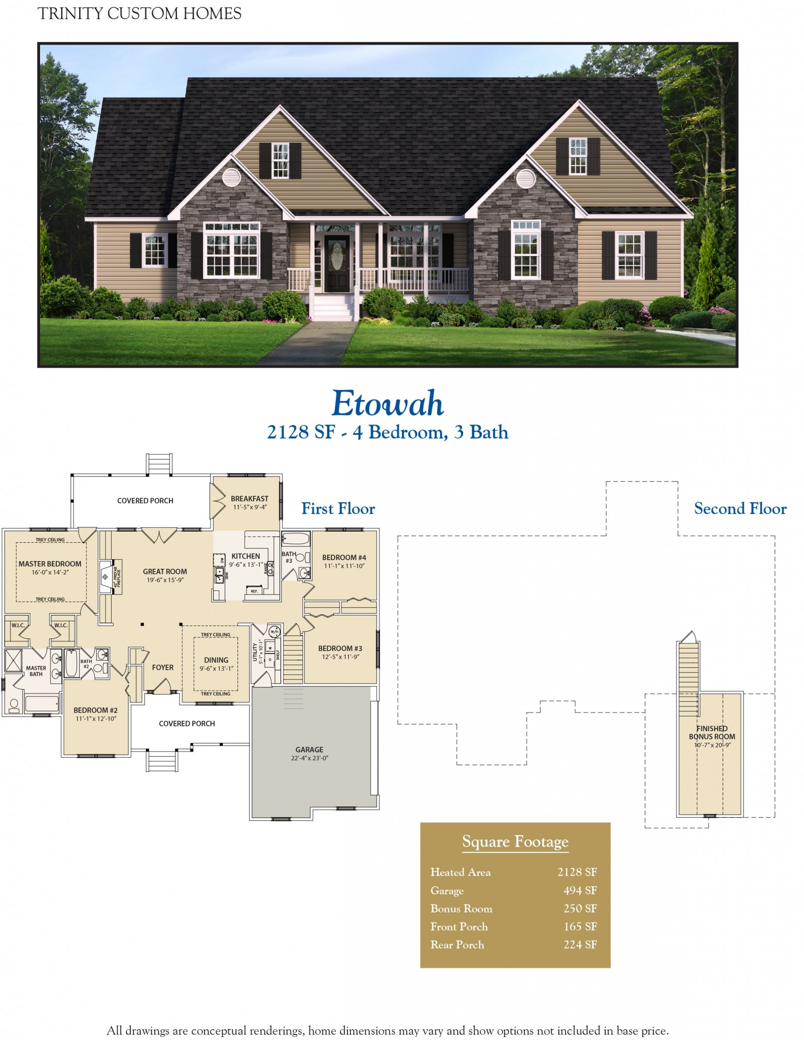 etowah welcome to trinity custom homes
