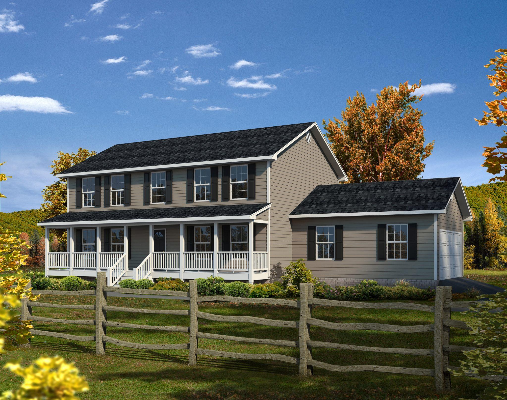 Best Custom Home Builder In San Antonio - Cherokee farmhouse 5