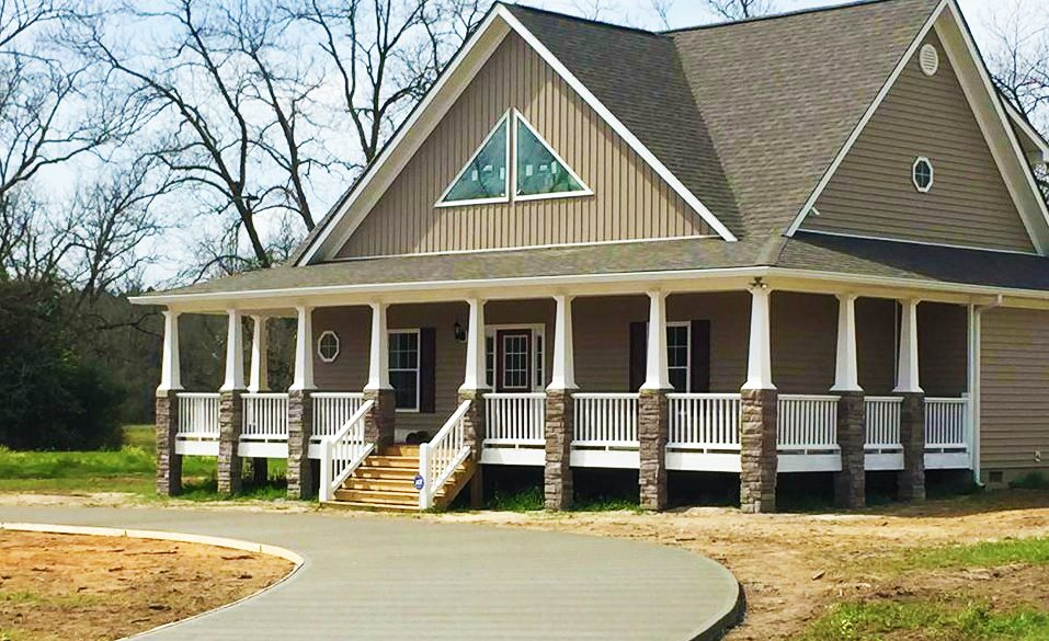 Trinity custom homes home building financial mistakes for Trinity home builders
