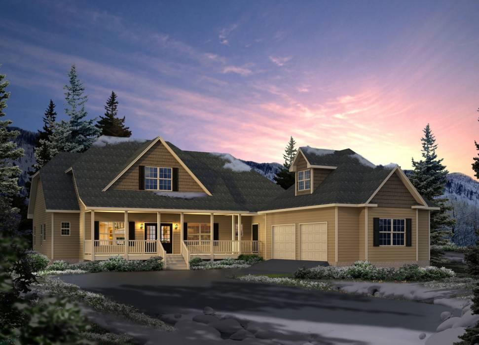 trinity home builders