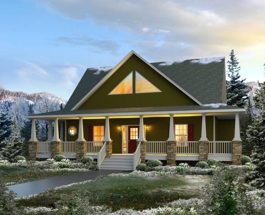 Trinity custom homes home custom home builder ga for Custom designed homes